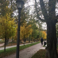 Photo taken at Parcul Central by Larissa M. on 10/25/2016
