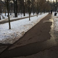 Photo taken at Parcul Central by Larissa M. on 2/1/2017