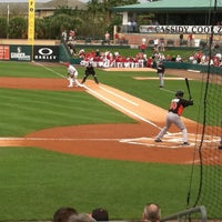 Photo taken at Roger Dean Stadium by Will P. on 2/28/2013