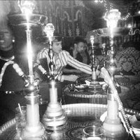 Photo taken at Fez Moroccan Restaurant by Andrea C. on 3/17/2013