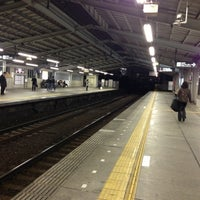 Photo taken at Yūtenji Station (TY04) by 和彦 石. on 11/28/2012