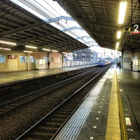 Photo taken at Yūtenji Station (TY04) by 和彦 石. on 11/21/2012