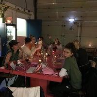 11/4/2017 tarihinde Nineziyaretçi tarafından SkateCafe'de çekilen fotoğraf