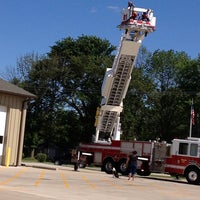 Photo taken at Clay Fire Station 24 by Anastasia D. on 6/3/2013