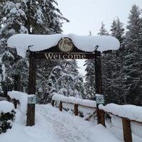 รูปภาพถ่ายที่ Scandinave Spa Whistler โดย Christine W. เมื่อ 12/29/2012