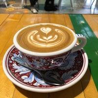 8/14/2018 tarihinde 純苔 小.ziyaretçi tarafından La Marzocco Cafe'de çekilen fotoğraf