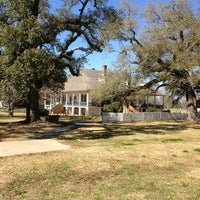 Photo taken at Cane Rver Creole National Historical Park Oakland Plantation by Scott S. on 2/17/2013