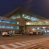 Photo taken at José Joaquín de Olmedo International Airport (GYE) by José V. on 5/23/2013