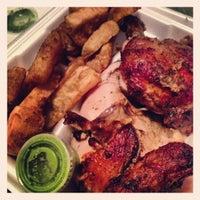 Photo taken at La Brasa Chicken by Anthony / Viet L. on 10/20/2012