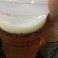 Photo taken at Tom's Loft Tavern by John O. on 1/2/2016