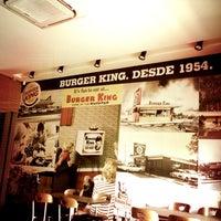 Photo taken at Burger King by Adri L. on 11/3/2012