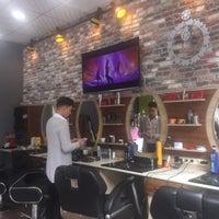 Photo taken at Saloon De Barber'S by Hasan Ö. on 1/19/2017