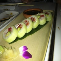 Photo taken at Katsuya at the SLS Hotel by Ben A. on 12/28/2012