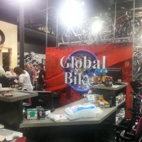 Photo taken at global bikes by Kevin L. on 3/2/2013