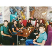 Foto scattata a Cafe-mizz da Demet E. il 7/26/2016