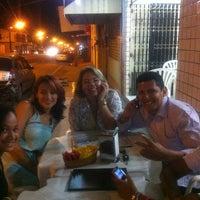 Photo taken at Pizzaria Azeite de Oliva by @ronaldo a. on 8/11/2013
