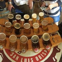 Photo taken at Central Coast Brewing by Bernard D. on 2/14/2015