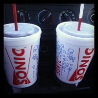 Photo taken at SONIC Drive In by Chris L. on 12/4/2012