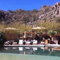 3/1/2013にSam M.がThe Ritz-Carlton, Dove Mountainで撮った写真