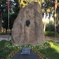 9/21/2018 tarihinde Fatoş N.ziyaretçi tarafından Zübeyde Hanım Anıt Mezarı'de çekilen fotoğraf