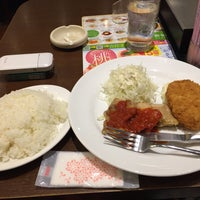 Photo taken at Denny's by yutaka m. on 7/11/2017