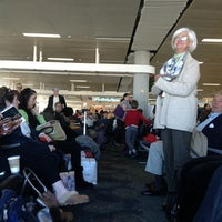 Photo taken at Gate C9 by Keith M. on 12/22/2012