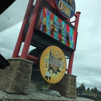 Photo taken at Akwesasne Mohawk Casino by Ryan M. on 5/8/2016