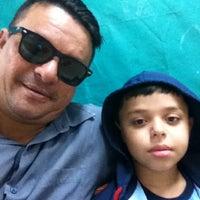 Photo taken at Sesi Icaparaiba by Antonio C. on 4/1/2014