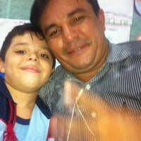Photo taken at Sesi Icaparaiba by Antonio C. on 11/7/2013