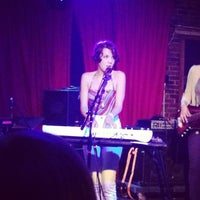 Photo taken at Mercy Lounge by Katy K. on 7/21/2013