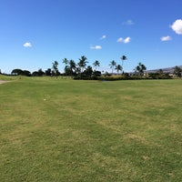 Photo taken at Hawaii Prince Golf Club by Len P. on 1/11/2015