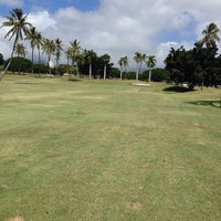 Photo taken at Navy Marine Golf Course by Len P. on 8/18/2014
