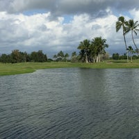 Photo taken at Hawaii Prince Golf Club by Len P. on 12/14/2015
