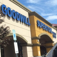 Photo taken at Goodwill Superstore by Len P. on 6/17/2015