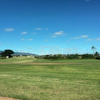 Photo taken at Hawaii Prince Golf Club by Len P. on 12/6/2014