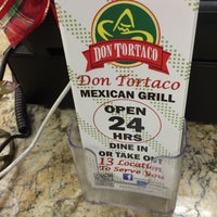 Photo taken at Don Tortaco by Len P. on 1/30/2015