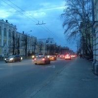 Photo taken at Казанский Государственный Аграрный Университет by N V D Y A on 4/10/2016