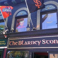 Photo taken at Blarney Stone Bar & Restaurant by Cesar B. on 5/18/2013