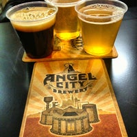 Photo prise au Angel City Brewery par Melissa R. le1/5/2013