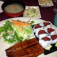 Photo taken at Sushi King by Diane P. on 4/6/2013