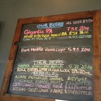 Photo taken at Gigantic Brewing Company by Brewvana T. on 6/30/2013