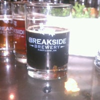 Photo taken at Breakside Brewery by Brewvana T. on 2/5/2013