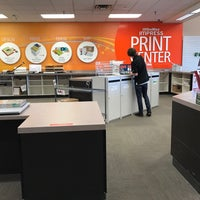 Photo taken at OfficeMax by David F. on 9/21/2017