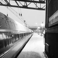 Photo taken at Amtrak: Harrisburg Transportation Center (HAR) by David F. on 1/25/2013