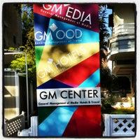Photo taken at Gm center by İlknur S. on 11/25/2013