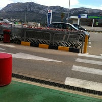 Photo taken at Carrefour by Marlyse G. on 4/9/2013