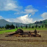 Photo taken at Dieng Plateau by Explore Indonesia on 10/24/2012