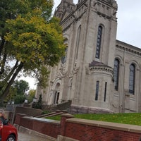 Photo taken at St. Joseph's Cathedral by Alex T. on 10/1/2017