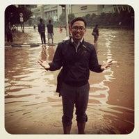 Photo taken at Rest Area Tol Karang Tengah by Afrizal P. on 1/17/2013