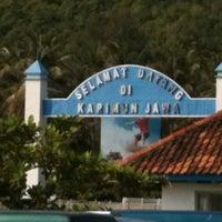 Photo taken at Karimunjawa Island by Afrizal P. on 3/23/2013